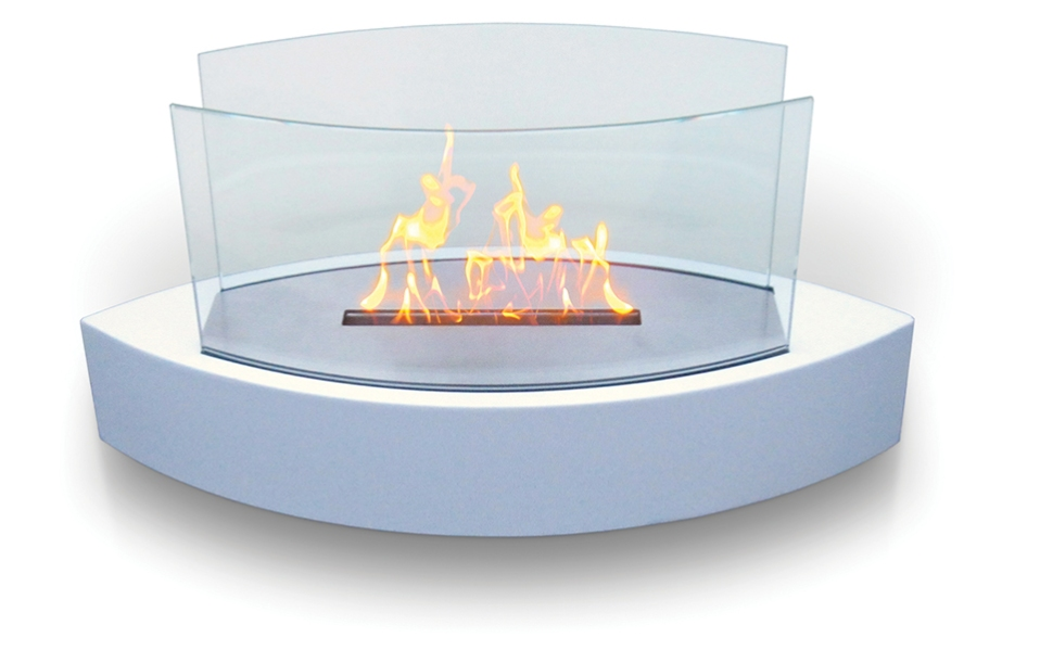 Portable Fireplaces Make Any Room Cozier