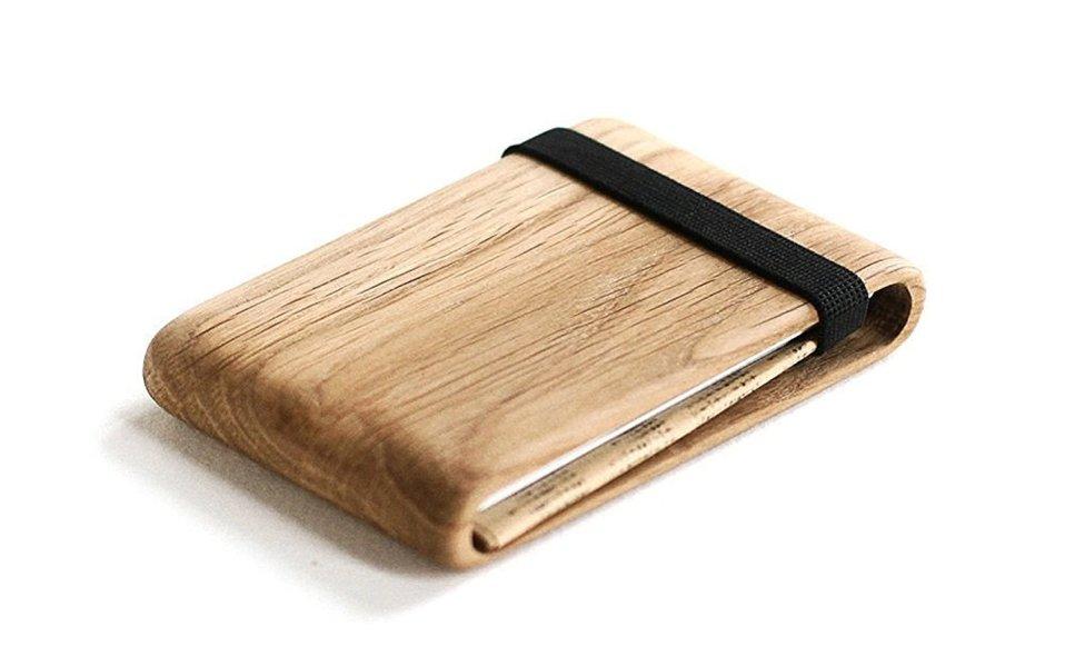 wood wallet ippinka