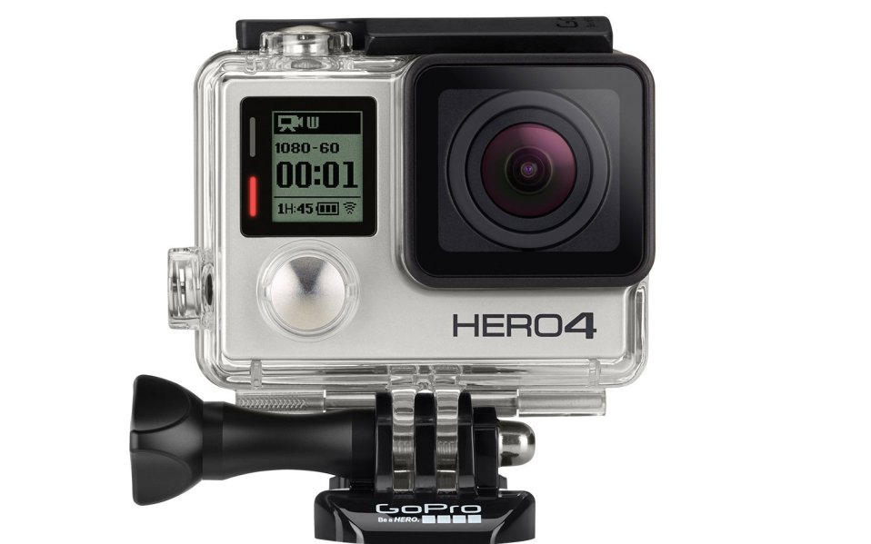 Why the GoPro Hero4 Is One