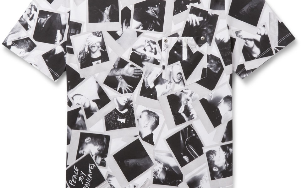 The Maison Margiela Polaroid T-Shirt