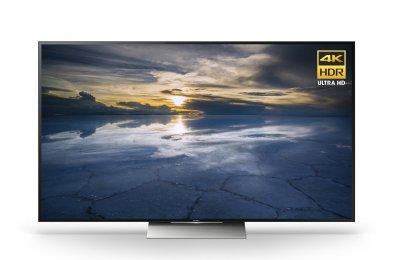 Sony XBR 4K HDR HD TV