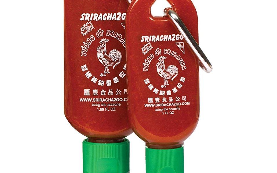 Restaurant Out of Sriracha? Not a
