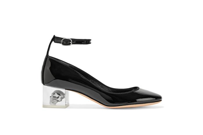 Alexander McQueen Skull Heels: The Sole