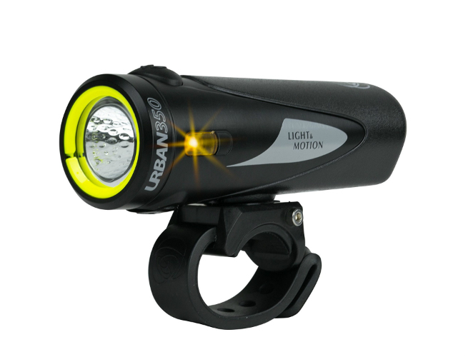 Light Motion Urban 350 Bike Headlights