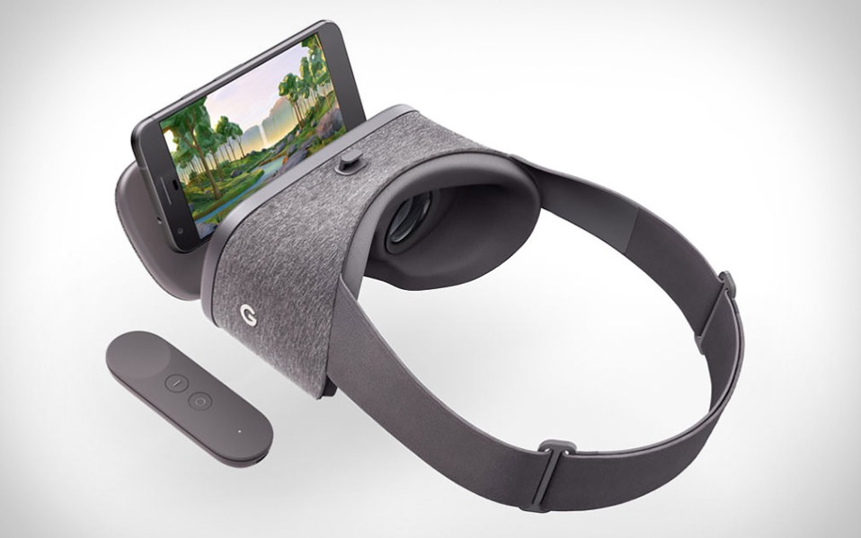 What Makes Google's Daydream View VR