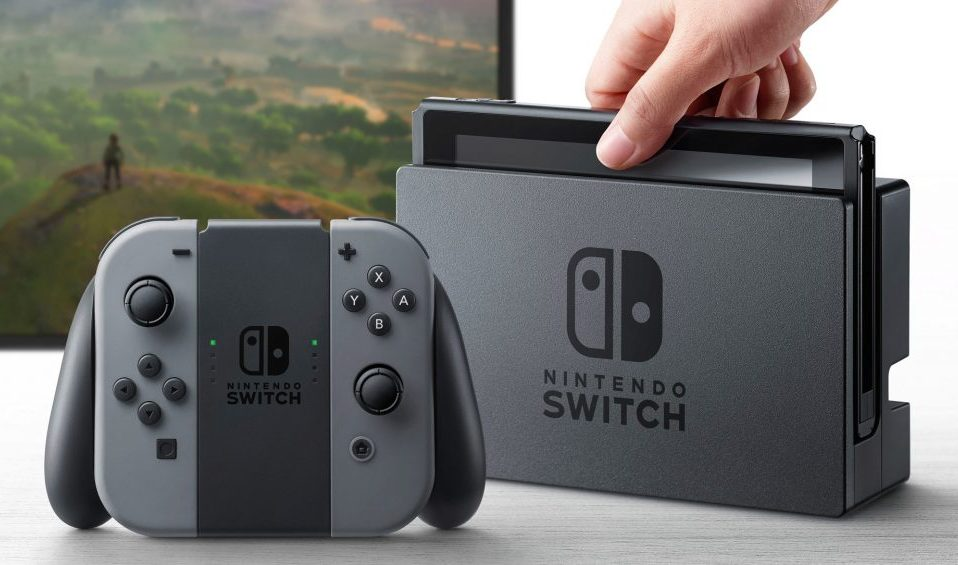 Nintendo Switch: Portable Gaming Coming March
