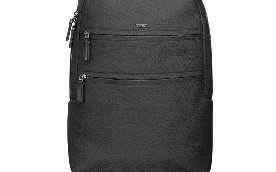 Tumi's Alcott Backpack: Travel Light—And Keep