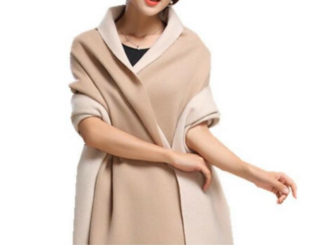 Saferin Cashmere Wrap