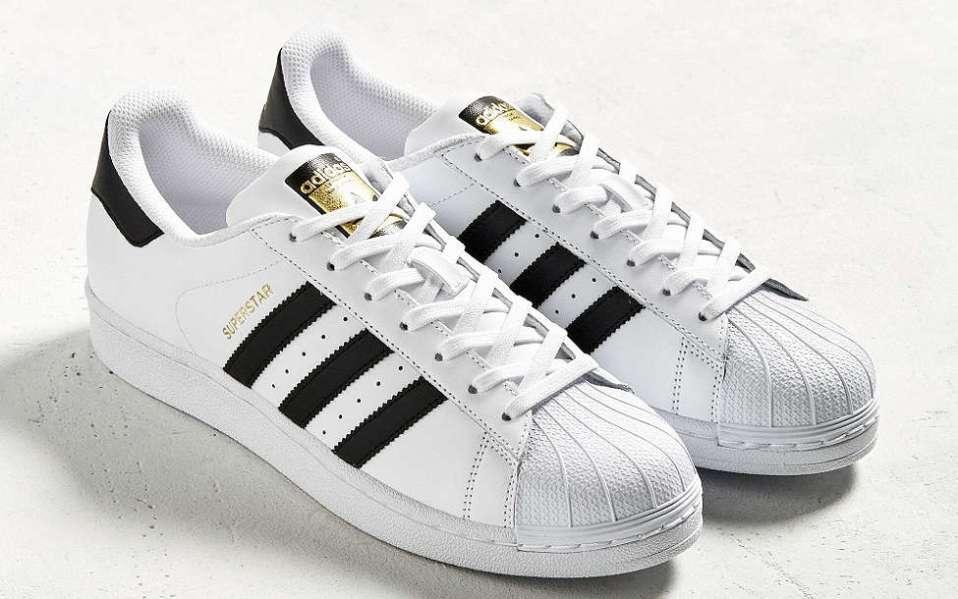 The Adidas Original Foundation Superstar Sneaker Is A Wardrobe ...
