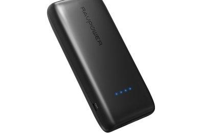 Portable Charger RAVPower 12000mAh Pocket Sized Power Bank