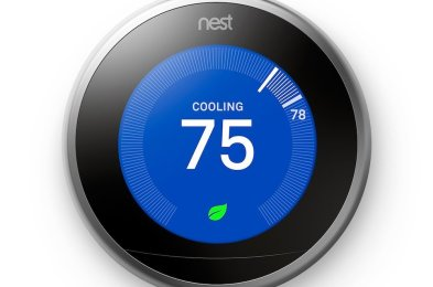 Nest Learning Thermostat, 3rd Generation,...