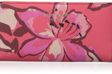kate spade new york Hawthorne Lane Floral Stacy Wallet