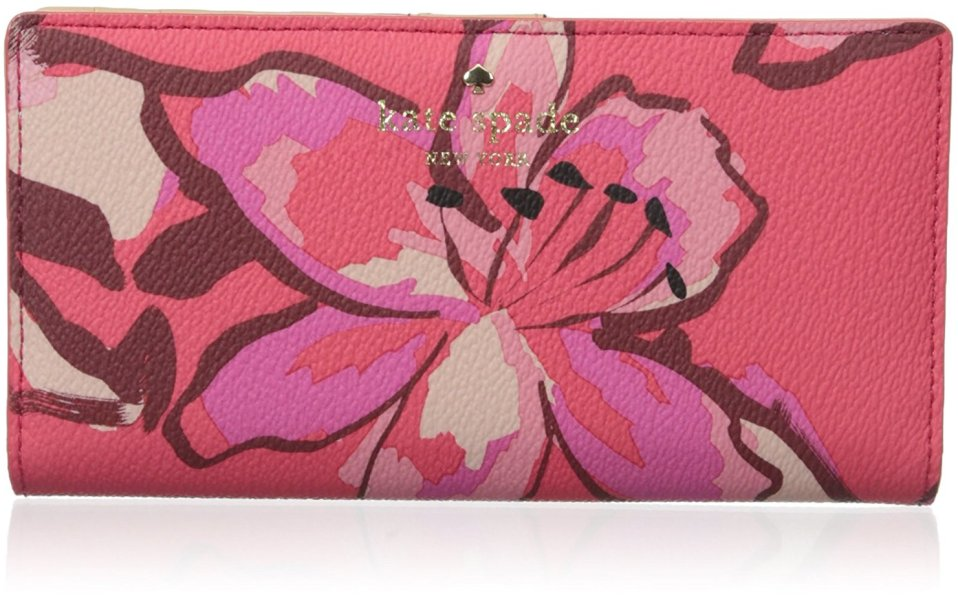 This Kate Spade Wallet Will Bring