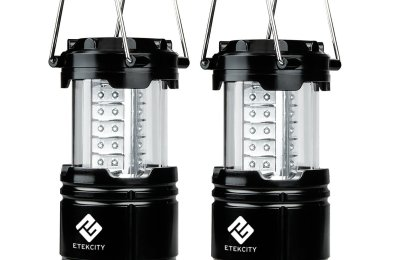 Etekcity Portable Outdoor LED Camping...