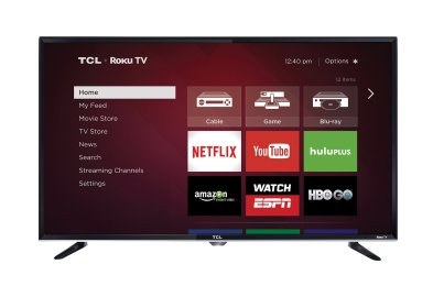 TCL 32S3800 32-Inch 720p 60Hz Smart LED TV