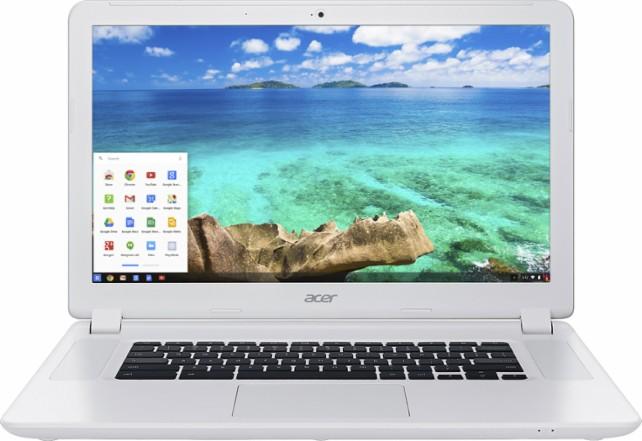 "Acer - 15.6"" Chromebook - Intel"