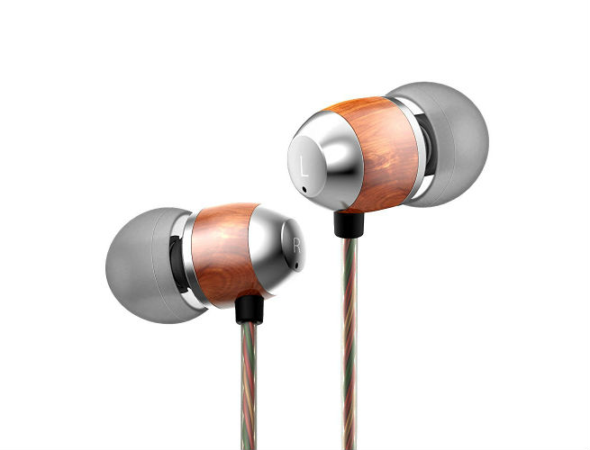 Apie Wood Corded In-ear Noise Cancelling