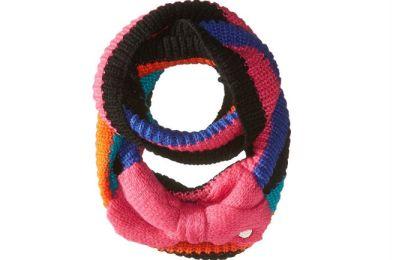 betsey-johnson-womens-bow-licious-multi-stripe-knit-infinity-scarf