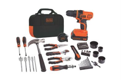 blackdecker-ldx120pk-20-volt-max-lithium-ion-drill-and-project-kit