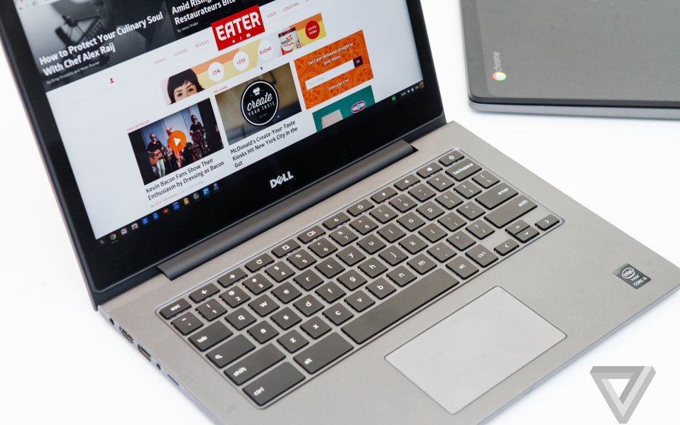 The Dell Chromebook 13 Has Lasting