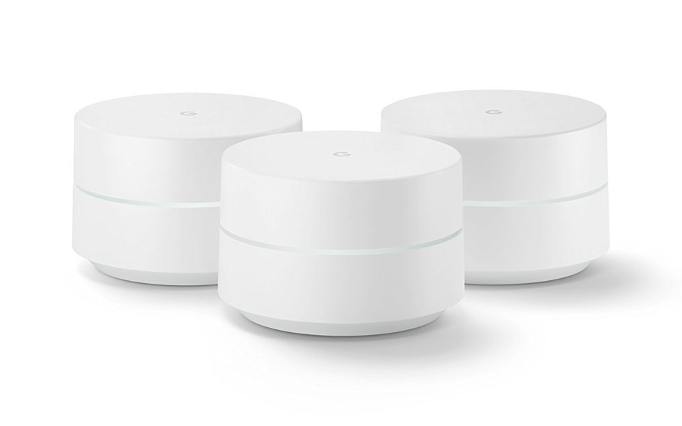 Google Wifi system (set of 3)