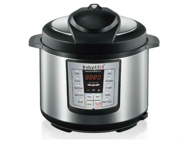 Instant Pot IP-LUX50 6-in-1 Programmable Pressure