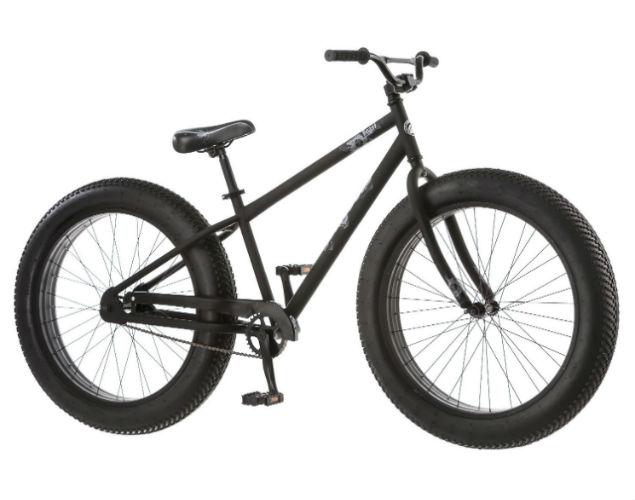 Mongoose Beast Men's Fat Tire Bicycle
