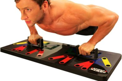 power-press-push-up-training-system