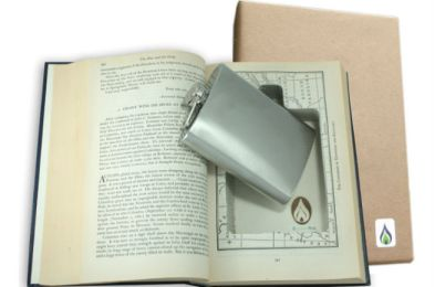 sneakybooks-recycled-hollow-book-hidden-flask-diversion-safe-flask-included