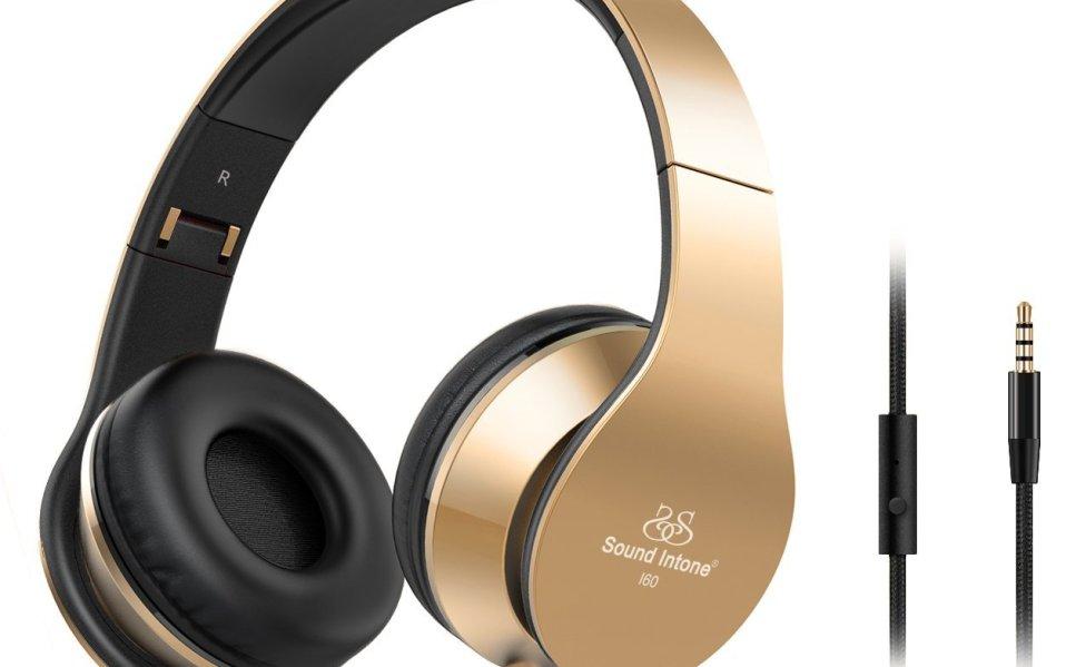 Sound Intone Universal Noise Isolating Headphones