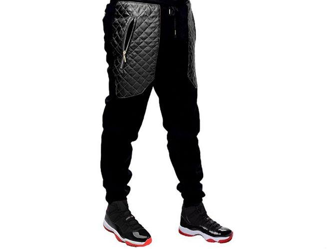 Style Addiction Men's Hip Hop Fleece