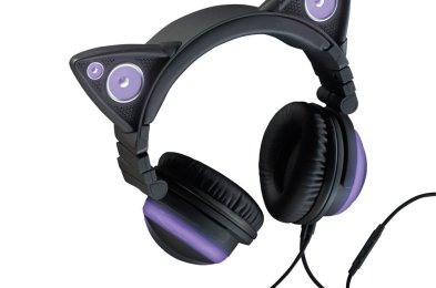SPY Cat headphones