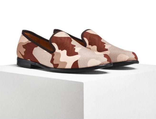 duke & dexter desert camp loafer
