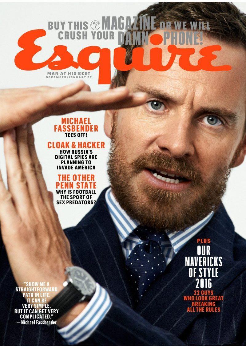 Esquire subscription