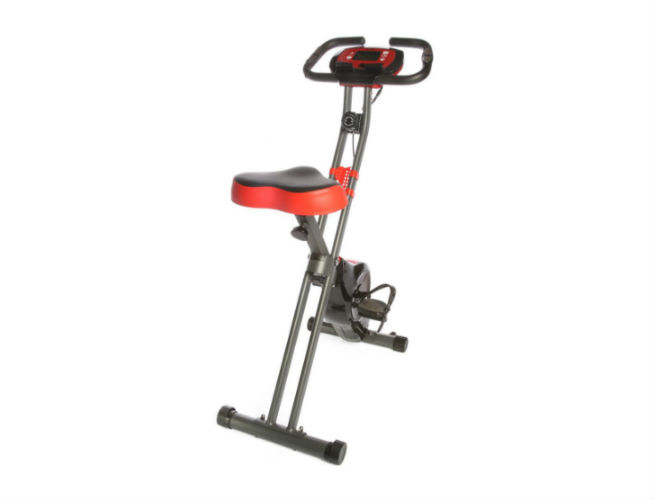 Exercise Upright Magnetic Cycling Bike Fitness