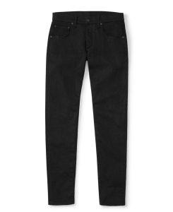 RAG & BONE: Standard Issue 'Fit 1' in Black