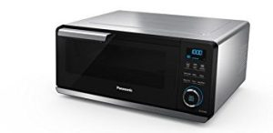 Panasonic NU-HX100S Countertop Induction Oven with Induction Technology and Infrared Heat, Stainless Steel