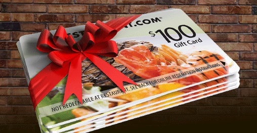 Restaurant.com Gift Card