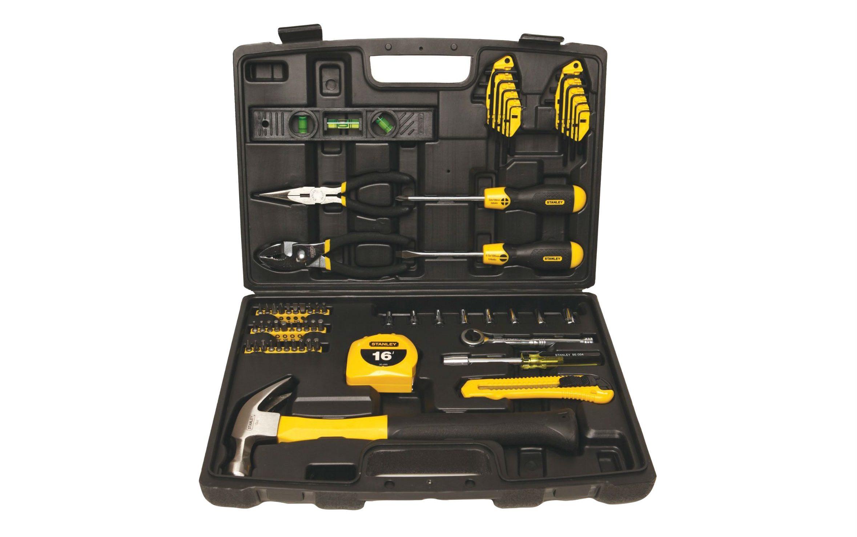 Stanley 65-Piece Homeowner Tool Kit