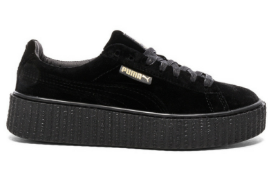 Rihanna FENTY x PUMA Velvet Creeper Sneakers