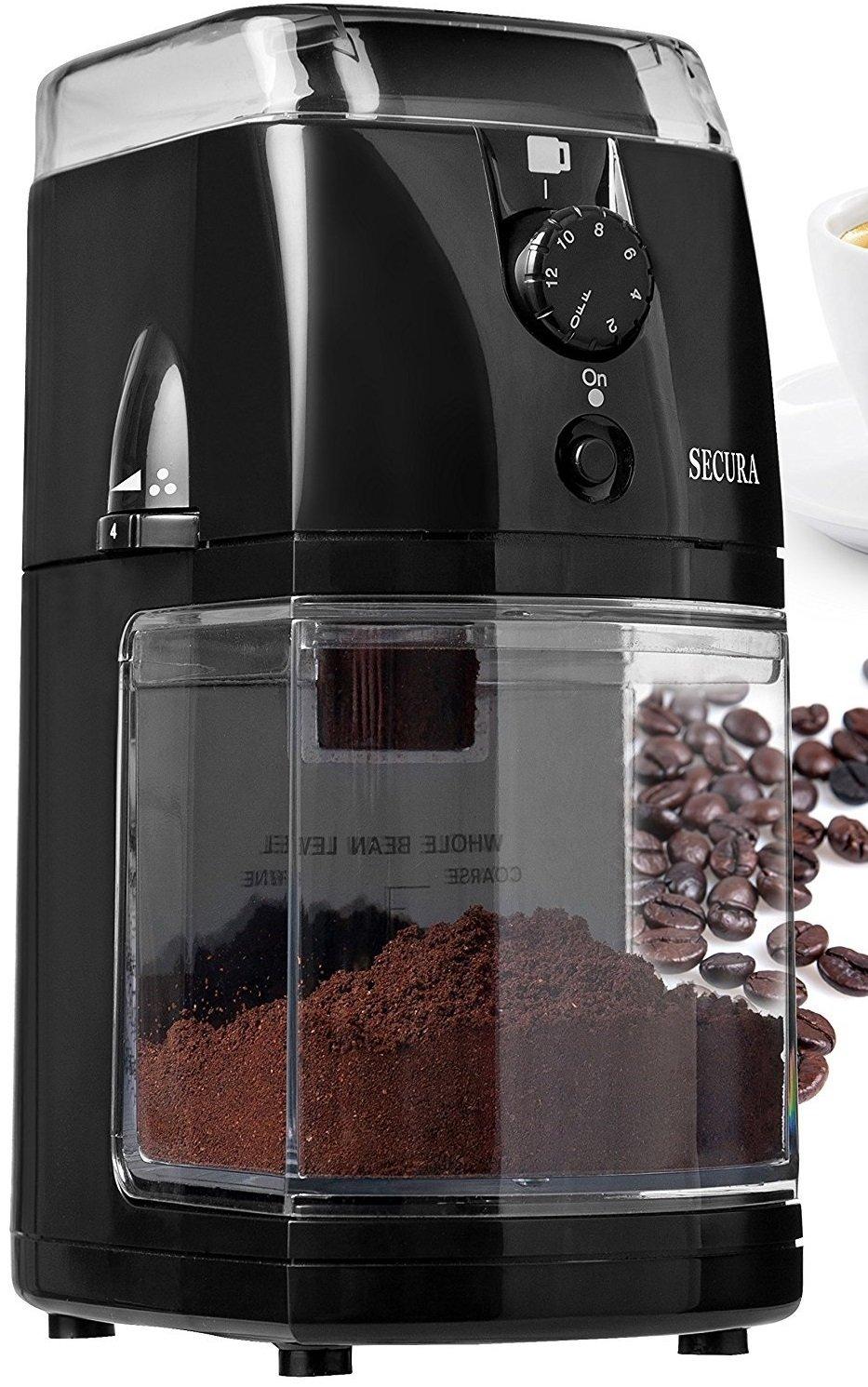 Automatic Coffee Grinder Amazon