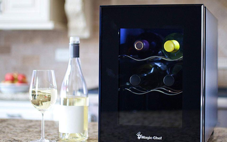 best mini wine cooler