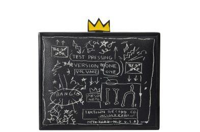 Alice + Olivia Basquiat x A+O Beat Bop Clutch