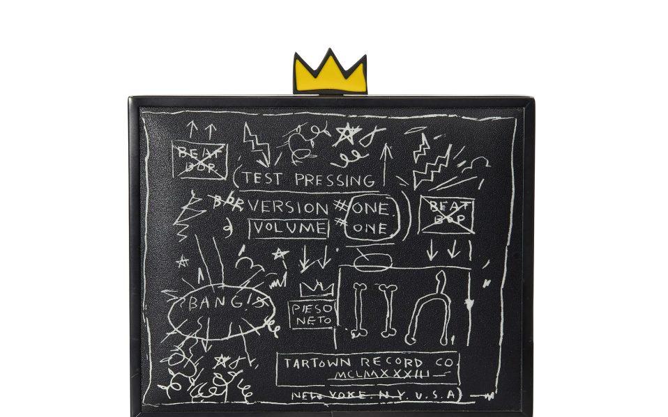 Alice + Olivia Basquiat x A+O