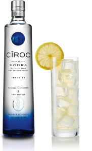 CIROC SNAP FROST VODKA 1,000ML