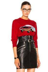 coach cashmere sweater