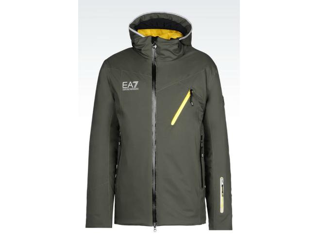 emporio armani ski jacket
