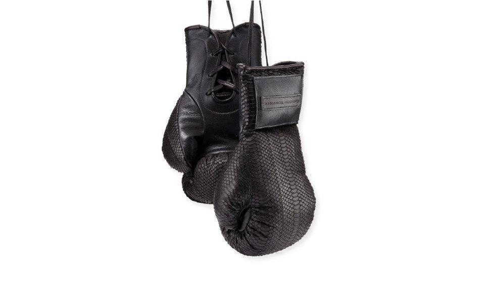 Made in LA: Black Python Boxing
