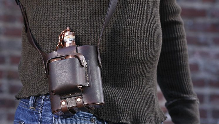 copper flask Ethan Allen
