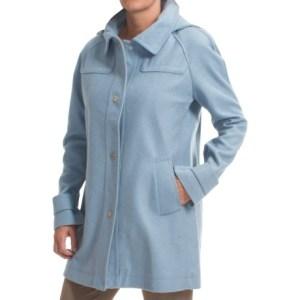 Jones New York Wool Blend Coat